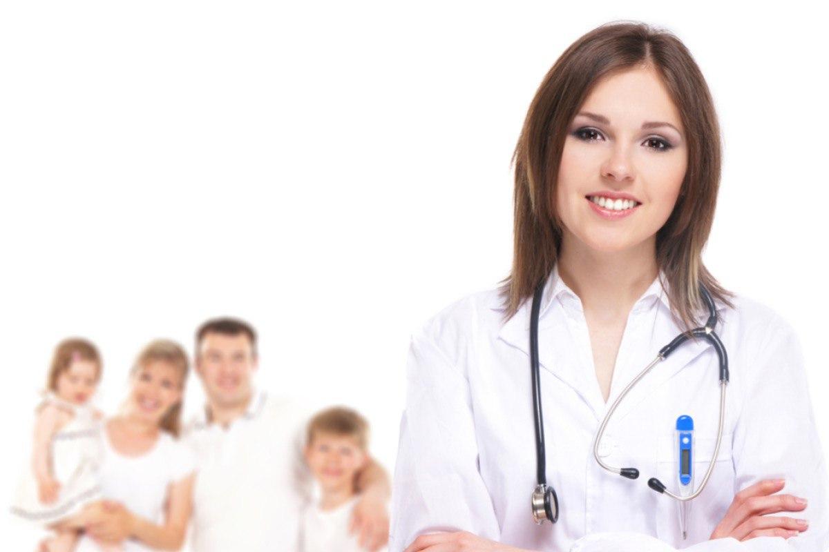 Прием семейного врача